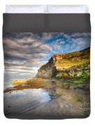 Saltwick Bay Duvet Cover