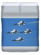 Usaf Thunderbirds Duvet Cover
