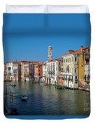 1399 Venice Grand Canal Duvet Cover