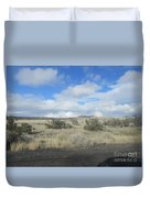 Arizona Landscape Duvet Cover