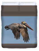 Beautiful Pelican Duvet Cover