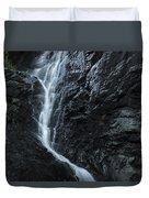 Cedar Creek Falls In Mount Tamborine Duvet Cover