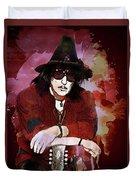 Deep Purple. Ritchie Blackmore. Duvet Cover