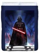 Episode 1 Star Wars Poster Duvet Cover