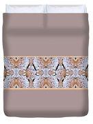 Floral Mural Duvet Cover