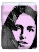 Joan Baez Collection Duvet Cover