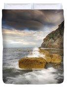 Saltwick Bay Duvet Cover