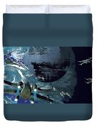 Star Wars Episode 5 Art Duvet Cover