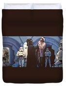 Star Wars Episode 6 Art Duvet Cover