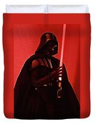 Star Wars Heroes Art Duvet Cover