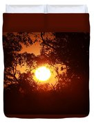 Sunsets Duvet Cover