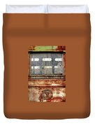 1449 Illinois Trolley Museum Duvet Cover
