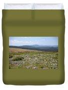 Alpine Tundra Duvet Cover