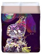 Insect Nature Live  Duvet Cover