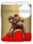 Iron Man Collection Duvet Cover