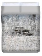 Nature's Touch Duvet Cover