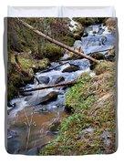 Rapids Duvet Cover