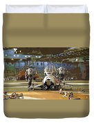 Star Wars Episode 1 Poster Duvet Cover