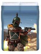 Star Wars The Art Duvet Cover