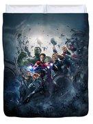 The Avengers Age Of Ultron 2015  Duvet Cover