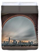 15 Years Later  Archway Of Rememberance Duvet Cover