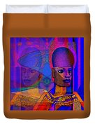 1532 Egyptian  Memories Duvet Cover
