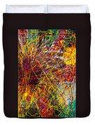 16-10 String Burst Duvet Cover