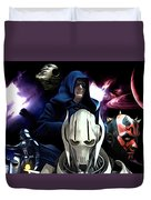 2 Star Wars Art Duvet Cover