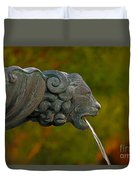 16- Fountain Duvet Cover