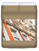 London Building  Duvet Cover