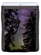 Salt Creek Falls Duvet Cover
