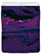 1673 Abstract Thought Duvet Cover