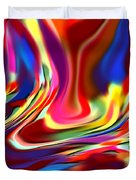 1697 Abstract Thought Duvet Cover