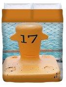 17 At Navy Pier Duvet Cover