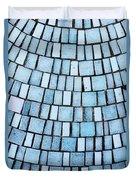 Blue Tiles Duvet Cover