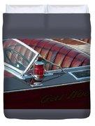 Classic Gar Wood Duvet Cover