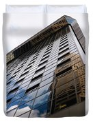 Denver Building Study Duvet Cover