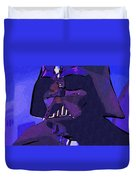 Galaxies Star Wars Art Duvet Cover