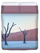 Sossusvlei - Namibia Duvet Cover