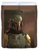 Star Wars Episode 3 Poster Duvet Cover
