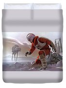 Star Wars Saga Art Duvet Cover