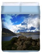 The Faroe Islands  Duvet Cover