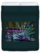 The Grateful Dead At Soldier Field Fare Thee Well Duvet Cover