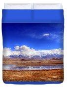 Xinjiang Province China Duvet Cover