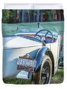 1743.005 1930 Mg Back Duvet Cover