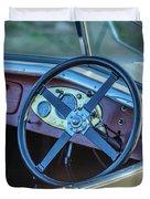 1743.032 1930 Mg Steering Duvet Cover