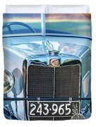 1743.037 1930 Mg Grill Duvet Cover
