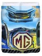 1743.039 1930 Mg Logo Duvet Cover