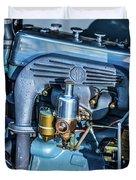 1743.047 Inside1930 Mg Duvet Cover
