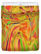 1788 Abstract Thought Duvet Cover